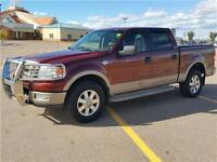 2005 Ford F150 SuperCrew 4x4 KING RANCH