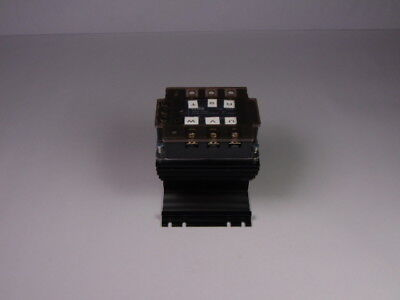 Fotek Tsr-40aa-h Solid State Relay 3phase 40a 90-480vac Used