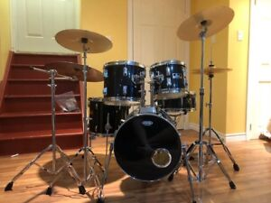 Pearl Export Bebop/Rehearsal Drum Kit