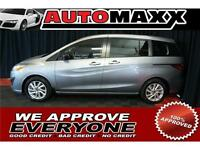 2014 Mazda MAZDA5 GS $129 Bi-Weekly! APPLY NOW DRIVE NOW!