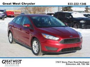 2015 Ford Focus SE - ONE OWNER / A/C / BACKUP CAMERA / BLUETOOTH
