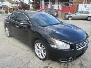 2013 Nissan Maxima 3.5 SV ,Bluetooth, Leather,Sunroof,Alloy