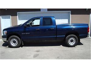 2007 DODGE 1500 SLT CREWCAB SHORTBOX 4X4 4.7L 199K ONLY $9,975.