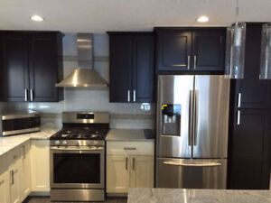 colors white designs range cabinet with black dark side cabinets countertop for countertops refrigerators by hood appliances and granite