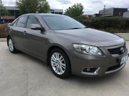 2010 Toyota Aurion GSV40R MY10 Touring Bronze 6 Speed Sports Automatic Sedan Fyshwick South Canberra Preview