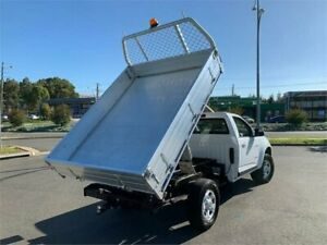2014 Holden Colorado RG MY14 LX Summit White 6 Speed Sports Automatic Cab Chassis Blacktown Blacktown Area Preview