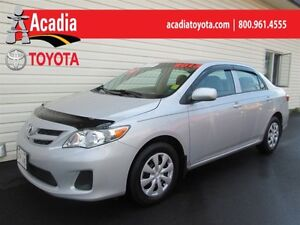 2013 Toyota Corolla CE Enhanced Conv Pkg with Heated Seats, Crui