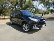 2013 Hyundai ix35 LM2 SE Black 6 Speed Sports Automatic Wagon Old Reynella Morphett Vale Area Preview