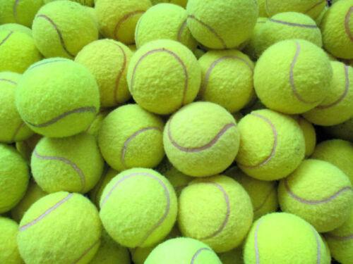 25 used tennis balls - Grade A - FREE N