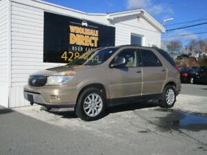 2006 Buick Rendezvous SUV CXL AWD 3.5 L*C/W WINTER TIRES AS WELL