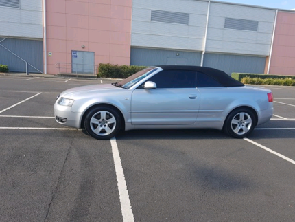 Up for sale is my pride and joy  2005 audi coupe convertible the