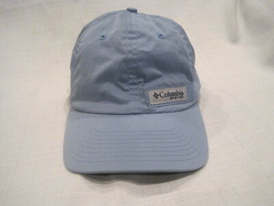 8d50caac Columbia PFG Fishing Hat men's L/XL FlexFit blue outdoors