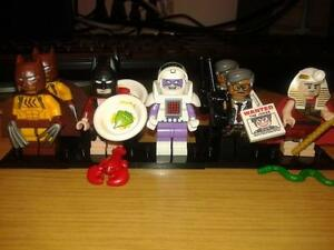 Lego Batman Man Movie Mini Figures
