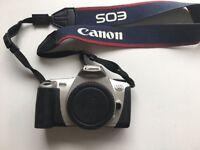 Canon EOS 300 Film Camera Body