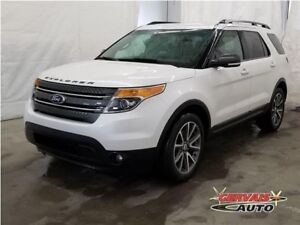 Ford Explorer XLT Sport 4x4 GPS Cuir Toit Ouvrant MAGS 2015