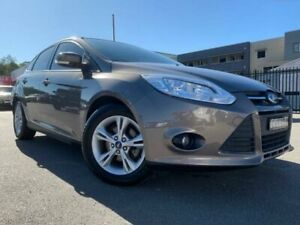 2014 Ford Focus LW MK2 MY14 Trend Bronze 6 Speed Automatic Hatchback Edgeworth Lake Macquarie Area Preview