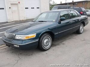 1997 Mercury Grand Marquis LS : low Kms