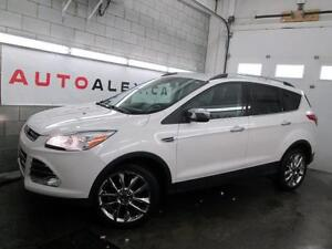 2015 Ford Escape 4wd CUIR NAVIGATION CHROME PACK MAGS 19