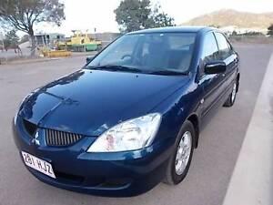 2005 Mitsubishi Lancer Sedan Mount Louisa Townsville City Preview