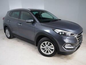 2015 Hyundai Tucson TLE Elite AWD Grey 6 Speed Sports Automatic Wagon Mount Gambier Grant Area Preview