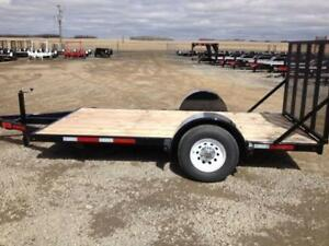 REDUCED - Majestik L160 12ft Utility Trailer
