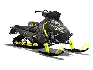 "2017 POLARIS 800 PRO-RMK 155"" LIMITED EDITION"