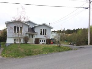Lovely 2 apt home with detached garage for sale in Clarenville!