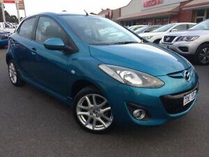 2013 Mazda 2 DE Series 2 Genki Blue Automatic Colac West Colac-Otway Area Preview