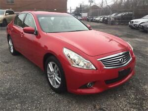 2011 INFINITI Berline G37 Luxury/AWD/AC/TOIT OUVRANT/BACKUP CAM