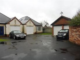 3 BED DORMER BUNGALOW - FEES APPLY