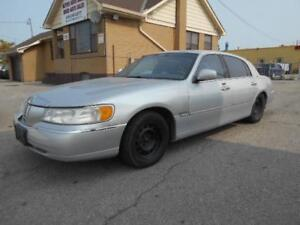 "2000 LINCOLN Town Car Cartier Edition ""AS IS"" Special ONLY 192Km"