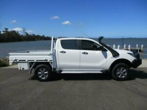 2017 Mazda BT-50 MY17 Update XT (4x4) White 6 Speed Automatic Dual Cab Utility Dapto Wollongong Area Preview