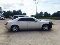 2007 Chrysler 300 Touring Sedan 160,000KM! V6! Certified