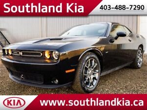 2017 Dodge Challenger GT AWD **LEATHER-SUNROOF-NAVIGATION**