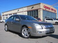 2008 Ford Fusion SEL, ALLOYS, LOADED, A/C, 124K!