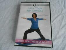 yoga for the rest of us easy yoga for arthritis peggy