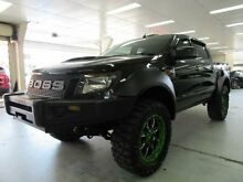 2014 Ford Ranger PX XL 3.2 (4x4) Black 6 Speed Automatic Dual Cab Utility Fyshwick South Canberra Preview