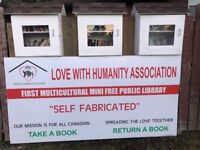 Multicultural Free Public Library Expand to other Cities and Tow