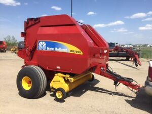NEW HOLLAND BR7090 ROUND BALER FOR SALE