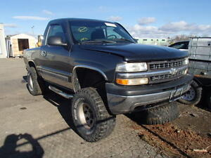 parting out lifted 2000 chev shorty 1500