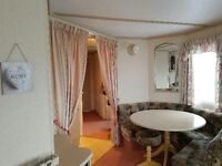 Six Berth Caravan for Hire Kimnel Bay Rhyl All dates available