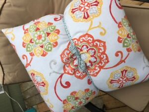 NEW Indoor outdoor bright accent cushions