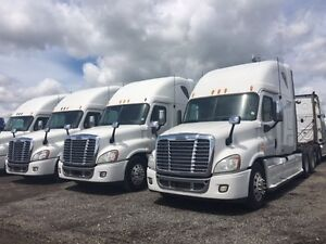 2014 FREIGHTLINER CASCADIA - DD15@455HP - 10SP MANUAL - HTC