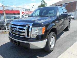FORD F-150 SUPER CREW CAB 2009 ( 6 PASSAGERS, CRUISE CONTROL )