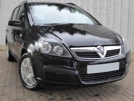 Vauxhall Zafira 1.6 Life ....7 Seater Family MPV....Only 1 Previous Keeper....Super Service History