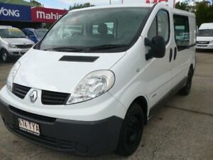 2014 Renault Trafic L1H1 MY11 2.0 DCI SWB White 6 Speed Manual Van Rothwell Redcliffe Area Preview
