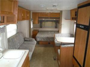 2003 Jayco Kiwi Too 26S Ultra Lite Travel Trailer with Slideout Stratford Kitchener Area image 20