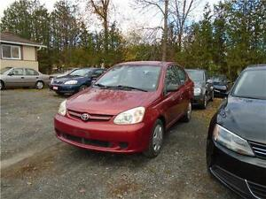 2005 Toyota Echo-ONE OWNER-WOW ONLY 038,000 KM-RARE FIND!