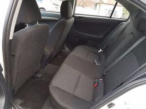 2012 Mitsubishi Lancer Sportback Hatchback