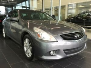 2013 Infiniti G37x PREMIUM, SUNROOF, AWD, ACCIDENT FREE
